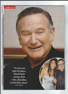Los Angeles based Therapist interviewed about the death of Robin Williams