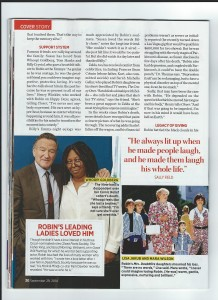 Interview by Closer Magazine - Yvonne Thomas Ph.D.