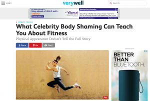Dr. Thomas Featured on VeryWell.com