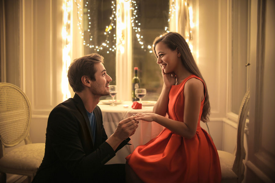 Why Do We Still Expect Men To Propose?